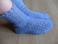 Bluerose Socks FO