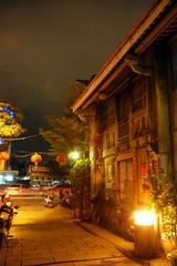 DSC_1604, Night View in  Street (El Huang) Tags: night tainan golddragon tripleniceshot 4timesasnice 5timesasnice