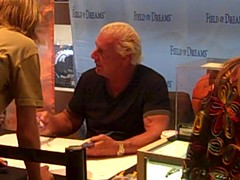 Ric Flair - Caesars Palace Casino - Las Vegas