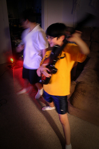 Rock Band Night