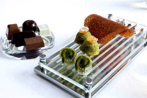 Chocolates and Petit Fours