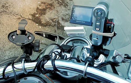 camera motorcycle gps tracker