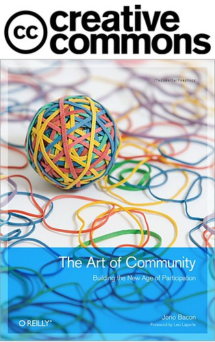The Art of Community Available For Free Download - Jono Bacon
