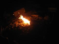 Chimaera fire
