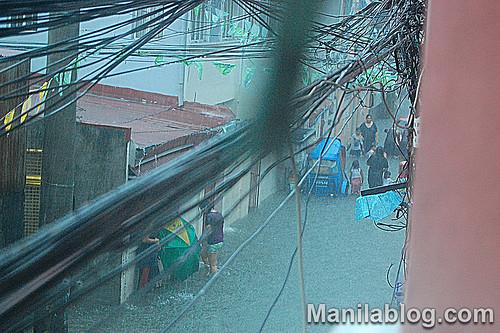 Ondoy Storm Manila