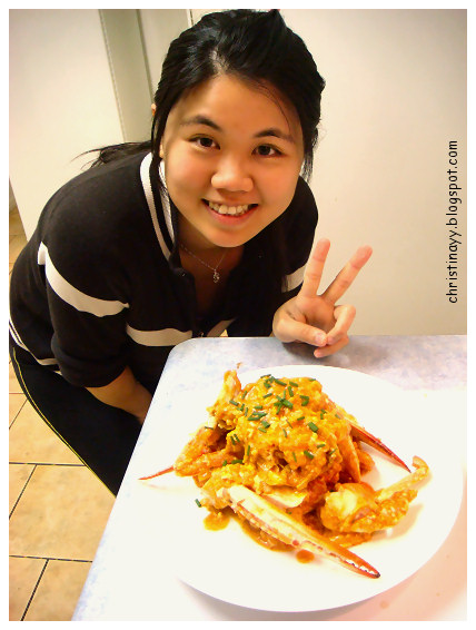 Home-Cooking: Sweet & Spicy Crab