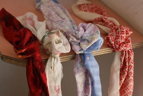 Flor de lenço