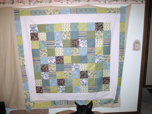 Seaside Quilt Top