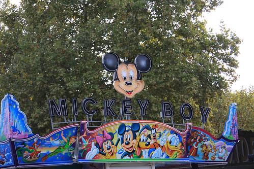 Mickey Boy