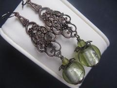 muschio (yapland) Tags: handmade earrings jewels orecchini