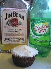 Highball Cupcake