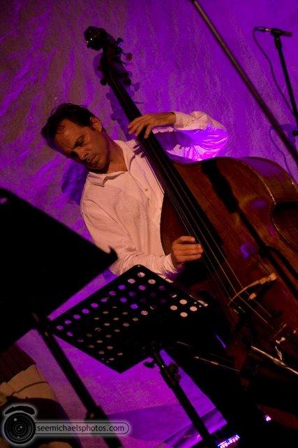 PAul Ingram Group at Tango Del Rey 101809 © Michael Klayman-023