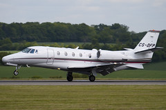 CS-DFP - 560-5315 - Netjets Europe - Cessna 560XL Citation Excel - Luton - 090521 - Steven Gray - IMG_2995