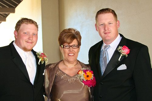Mom & the Boys