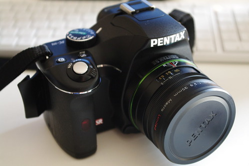Pentax K-m shot by K-7
