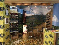 Eco-Friendly Exhibition Stand