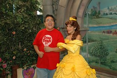 Princess Loren and Princess Belle (Loren Javier) Tags: me disneyland belle photopass fantasyland disneyphotopass disneycharacters gaydays disneyprincesses beautythebeast disneylandcharacters princessfantasyfaire disneylandcastmembers gaydaysanaheim disneyprincessfantasyfaire lorenjavier