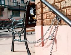 chained bench (kaiyen) Tags: nikon colorado d300