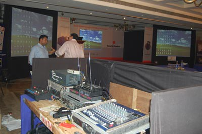 Audio Conference Equipment Rental Delhi
