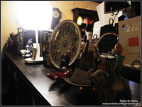 你拍攝的 Le Park Cafe|公園咖啡~店內佈置2。