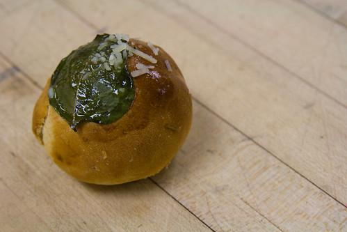Sundried Tomato Garlic Herb Roll