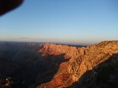 Grand Canyon evening (akademy) Tags: imagespace:hasdirection=false