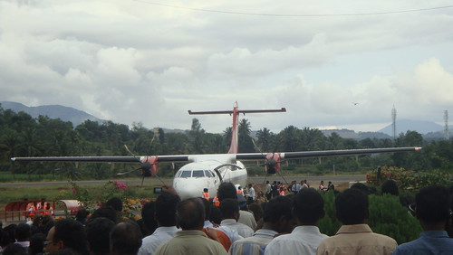Flight service from Salem airport to commence next month ...