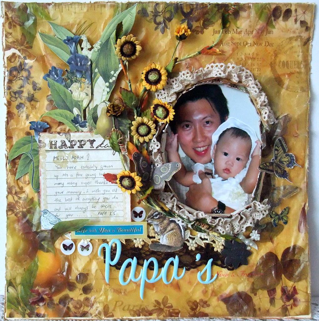 Papa's Gal