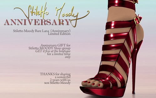 OMG Moody Shoes FREE for members!