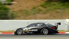 Audi - Winkelhock (David Cucaln) Tags: barcelona sports olympus motors playboy audi dtm panning montmelo circuitdecatalunya winkelhock davidcucalon