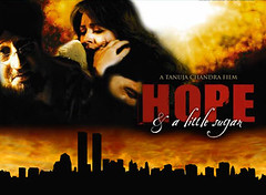 Hope and a little sugar poster