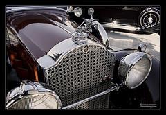 Packard 1207-740 Roadster Grill 1 (C.A.J.) Tags: classic photoshop grill chrome hood headlight packard roadster automoble classicauto autoglamma