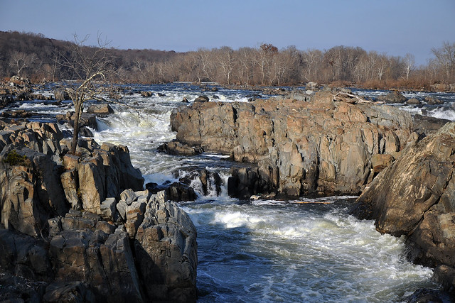 Mather Gorge at Great Falls
