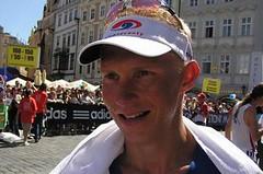 JAK VIDÍ BĚHEJ: triatlonista Petr Vabroušek