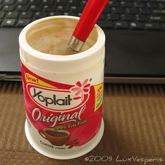 Coffee yogurt