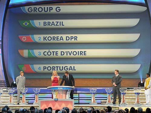 copa do mundo de 2010 grupos