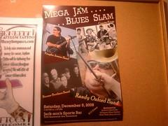 Mega Jam Blues Slam
