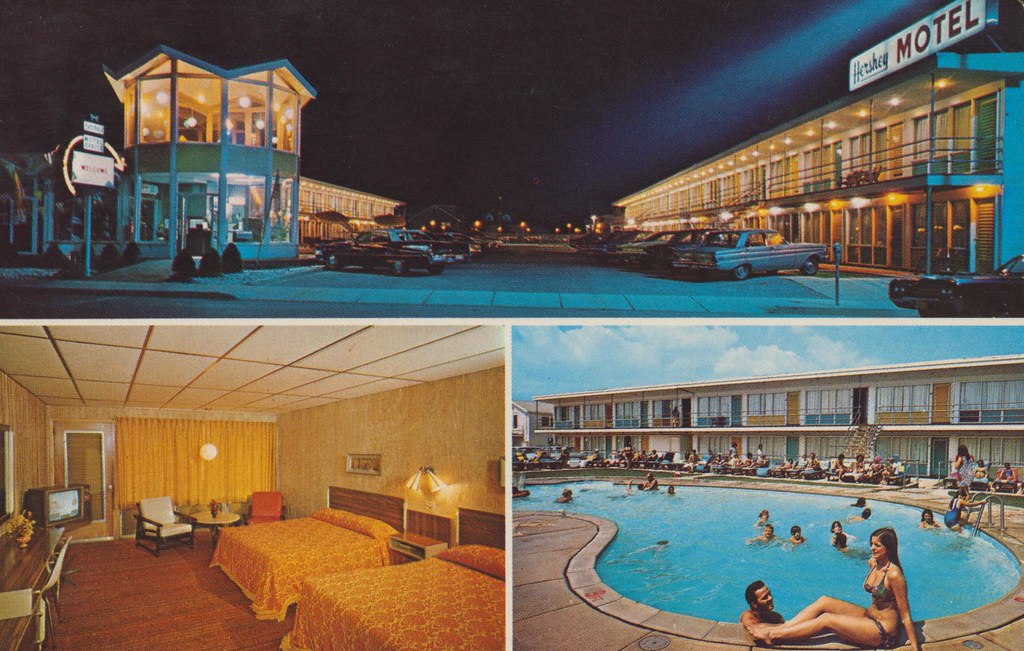 Hershey Motel - Seaside Heights, New Jersey