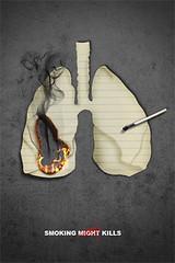 cigarro (Ricardo Luan) Tags: propaganda smoke ad campanha cigarro