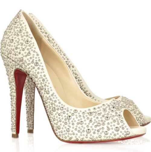 The perfect wedding shoe that is I am drooling really over these