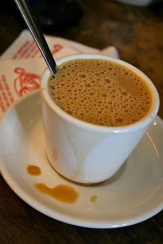 Cup of Cafe au Lait