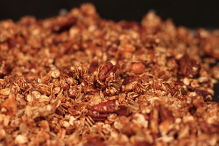 Pecan granola