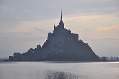 Baie du Mont Saint-Michel (thomaspollin [thanks for 2.2 million views !!!]) Tags: france frankreich europa europe thomas normandie normandy montsaintmichel pollin 5photosaday thomaspollin
