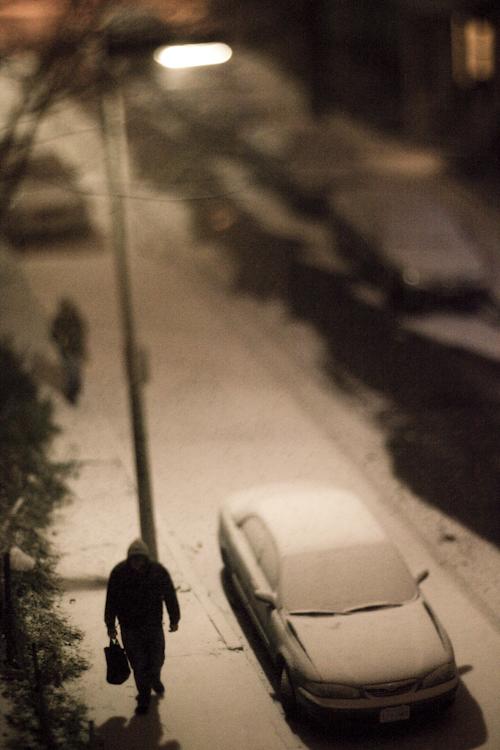 Boston Snow 12/20/09