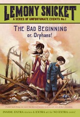 4346971799 0131159a12 m Top 100 Childrens Novels #48: The Bad Beginning by Lemony Snicket