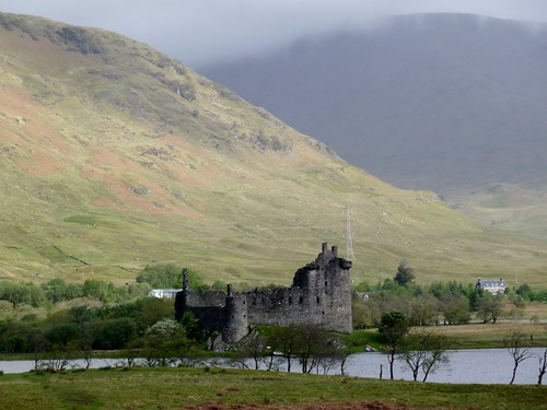 Kilchurn Castle, Argyll,