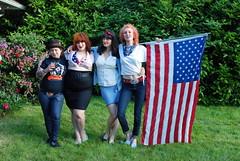 6.14.11 (Katie Aaberg) Tags: holidays gabby daily amelia miranda flagday alii