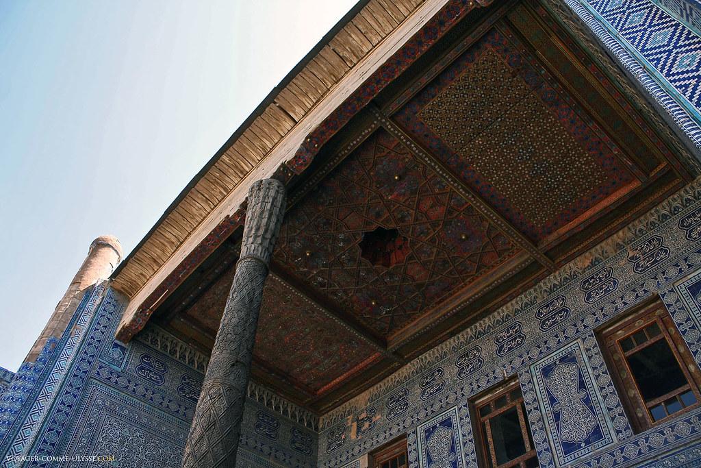 Iwan du Palais de Tosh-Khovli