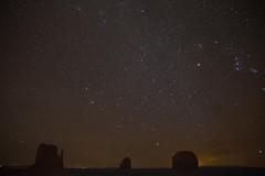 Night Sky over Monument Valley, Utah-Arizona, 04 (raelala) Tags: 2016 navajonationreservation arizona canon2470mm canon5dmarkiii canoneos5dmkiii canoneos5dmk3 december december2016 longexposure monumentvalley navajonation navajonationtribalparks navajotribalpark nightphotography nightsky photographybyrachelgreene rachelgreene roadtrip somuchfuckingmajesty stars thatlalagirl thatlalagirlphotography thatlalagirlcom travel utah westcoast