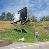 West Virginia roadside autism education. (Tim Kiser) Tags: 2015 20150427 adcouncil advertisingcouncil april april2015 autismspeaks countyroad1444 img4798 midohiovalley mineralwells mineralwellswestvirginia mineralwellslandscape parkersburgmetropolitanarea parkersburgmarietta pikestreet westvirginia westvirginialandscape woodcounty woodcountywestvirginia woodcountylandscape autismawareness autismawarenessadvertisement autismspeaksorg avoidingeyecontact billboard blackandwhitephotography childseyes doublebillboard electriclines embankment eyes grasses grassyembankment landscape mailbox overheadelectriclines overheadpowerlines overturnedplantcontainer overturnedplanter partlycloudy paved pavement plantcontainer planter plasticmailbox powerlines publicserviceadvertisment road roadside roadsideembankment roadsidelandscape signsofautism suburbanparkersburg tippedoverplantcontainer tippedoverplanter wetpavement whitestripe unitedstates